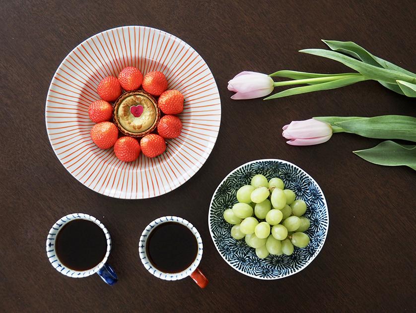 和食器 有田焼 藤正 おとなの日々器 手描き 染付 そうた窯